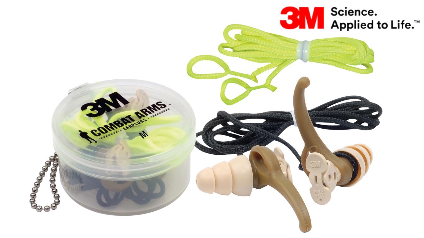 3M™ Combat Arms™ Earplugs - Generation 4.1