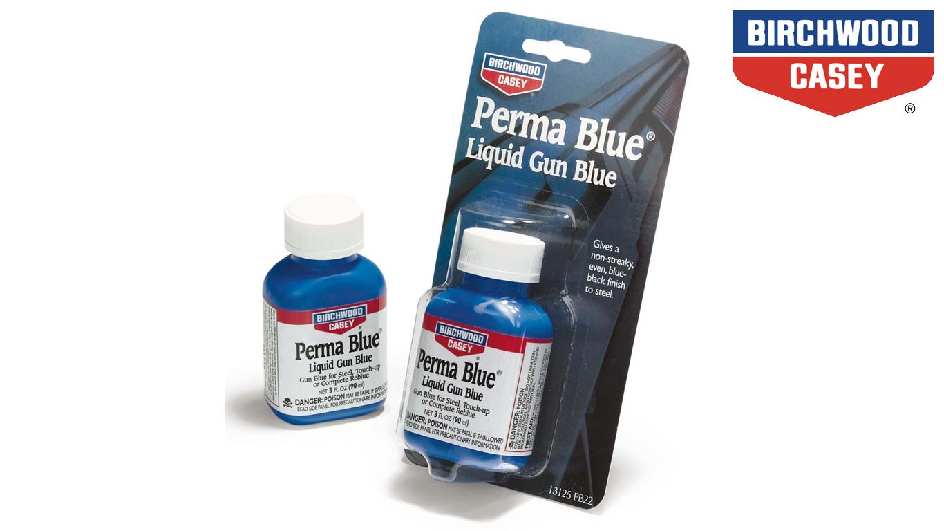 birchwood casey perma blue instructions