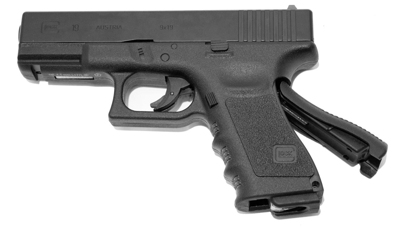 Glock 19 Pistol Co2 BB Airgun